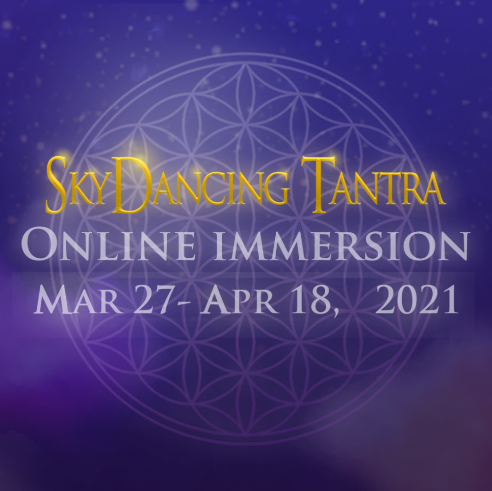 SkyDancing Tantra Online Immersion